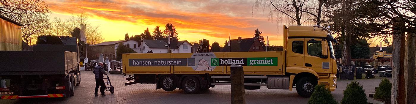 Holland Graniet