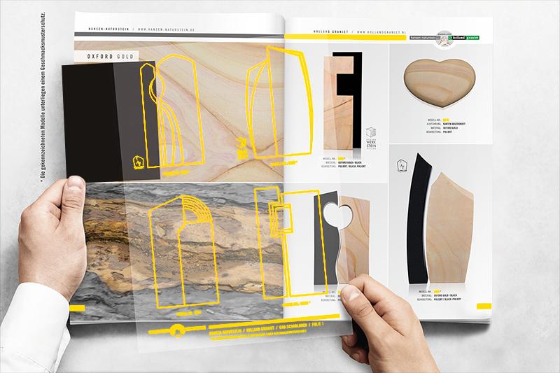 Der neue hansen-naturstein Katalog ist da!